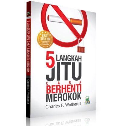 5 Langkah Jitu Berhenti Merokok