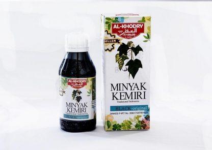 Minyak Kemiri Al Khodry Black Original