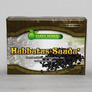 Sabun Herbal Habbatussauda Al Ghuroba