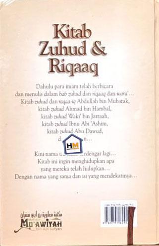 Kitab Zuhud Dan Riqaaq