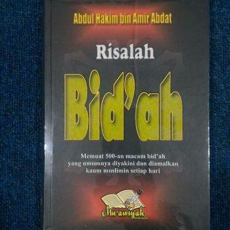 Risalah Bid'Ah