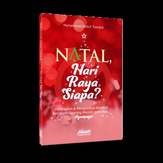 Saku: Natal, Hari Raya Siapa? (Edisi Revisi + Cover Baru)