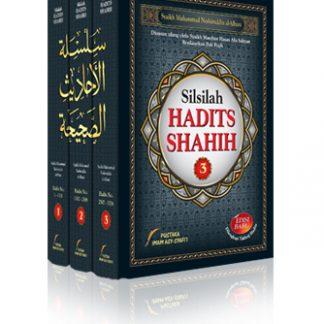Silsilah Hadits Shahih Syaikh Muhammad Nashirudin Al-Albani 3 Jilid Lengkap