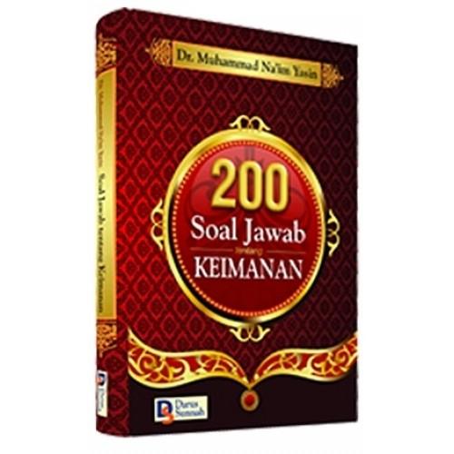 200 Soal Jawab Tentang Keimanan Al Manshuroh