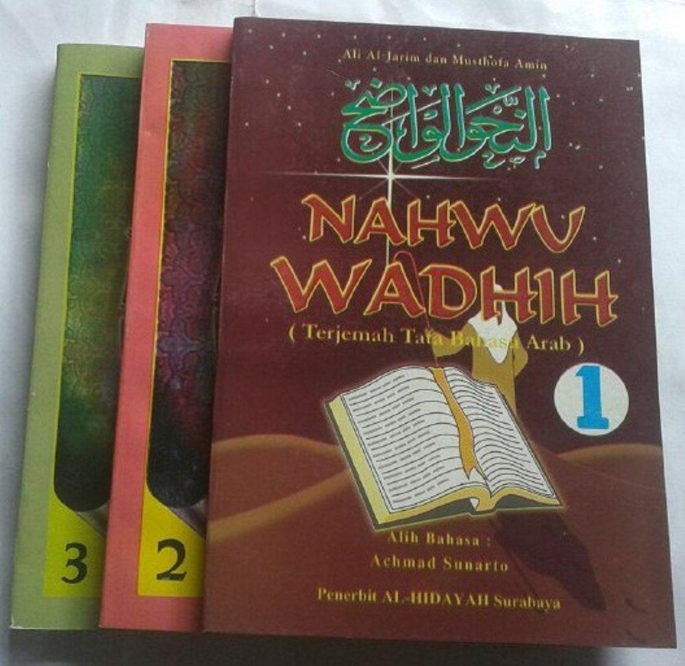 terjemah kitab nahwu wadhih