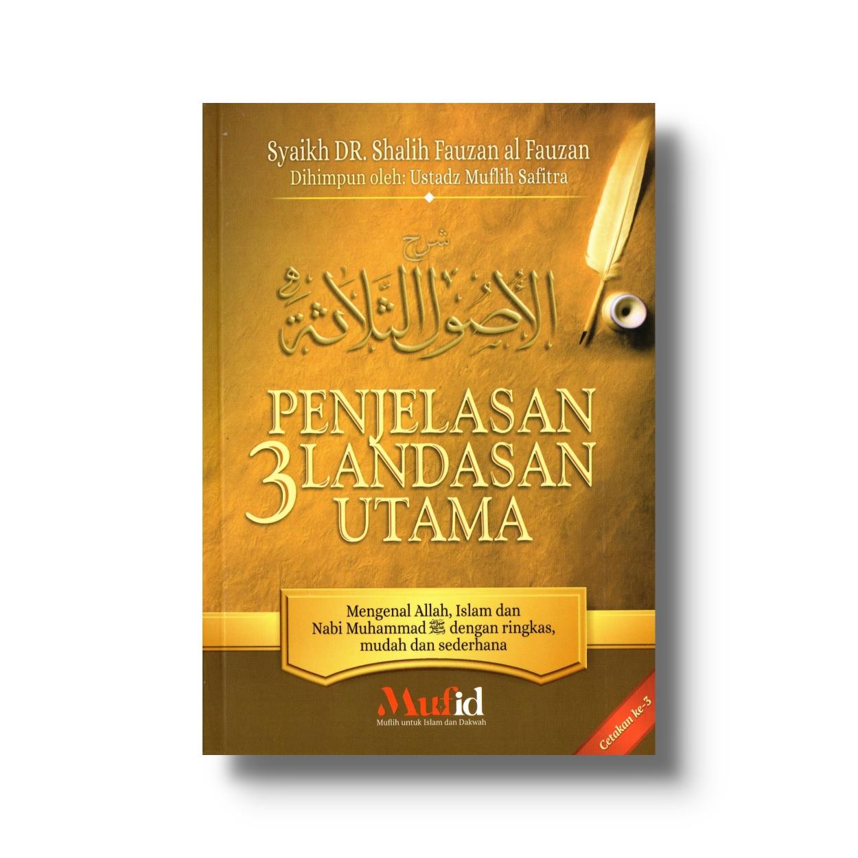 Syarah ushul tsalatsah pdf files
